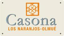 logo Casona Los Naranjos en Olmué